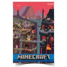 "Official JINX Minecraft - SamCube - Maxi Poster 36"" x 24"""
