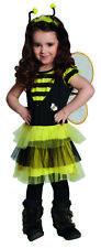 Rubies 12911 - Bienchen, Kinder Kostüm, Kleine Biene, Hummelchen Gr. 92 - 128