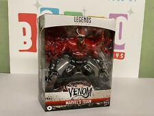 "TOXIN Marvel Legends Venom Symbiote 6"" Scale Action Figure Exclusive"