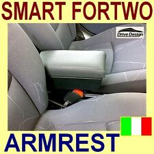 SMART FORTWO 450 -451- armrest with large storage - High QUALITY - made in Italy