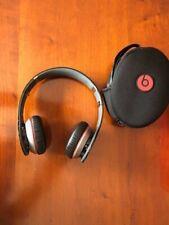 Original Beats by Dr Dre, - Monster ~Beats Wireless Headphones black/Red