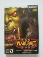 World of Warcraft III 3 Reign of Chaos Battle Chest Guide PC Blizzard