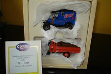 CORGI LIMITED EDITION BASS COMMERCIAL VEHICLE SET - BOXED