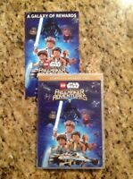 The LEGO Star Wars: The Freemaker Adventures-Complete Season 2 Two (DVD,2018)