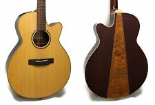 Takamine EG463SC G Series NEX Small Jumbo Cutaway Acoustic-Electric Guitar
