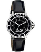 D&G Anchor Ladies  Leather Strap Watch - DW0509-OS-DGNP