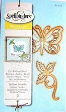Brilliant Butterfly Spellbinders D-Lites Die Set S2-012 NEW!