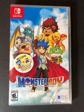 Monster Boy and the Cursed Kingdom (Nintendo Switch) NEW