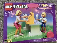 Vintage LEGO System Belville 5830 Fun Day Sundaes Building Blocks Unopened Box