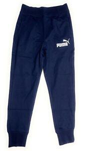 PUMA Boys' Terry Cloth Jogger