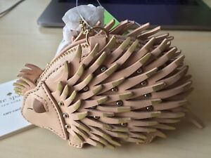 Kate Spade Porcupine coin purse Baja Bound NWT