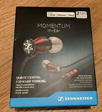 Sennheiser Momentum 2.0i In Ear Wired (Black/Red)