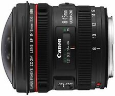 Canon EF Fisheye Camera Lens