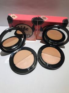 Benefit Hide And Sheen Concealer And Highlighter multiple chose