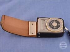 Leningrad 4 Light Meter with Case - 9778