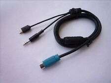 Android system Samsung HTC LG Sharp Charger AUX Audio Cable For Alpine KCE-237B