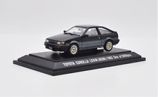 EBBRO 1/43 Alloy simulation car model Toyota corolla levin (AE86)  1983