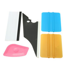 5PCS PROFESSIONAL WINDOW FILM TOOLS TINT SQUEEGEE SCRAPER KIT FOR CAR HOME US