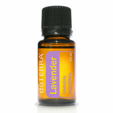 doTerra Lavender Essential Oil 15ml - great for stress relief