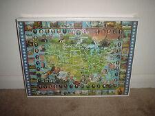 1000 PC. WHITE MOUNTAIN (UNITED STATES PRESIDENTS - 1999) JIGSAW PUZZLE (NEW)