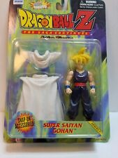 New Super Saiyan Gohan Action Figure Dragonball Z Series 2 Irwin 1999