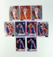 TY JEROME ROOKIE 9 Card Lot w/ Prizms Oklahoma City Thunder - [BKT-039]