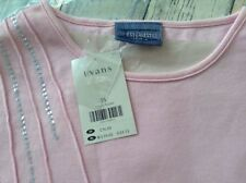 Evans Cotton Tops & Shirts for Women