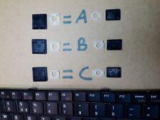 DELL LATITUDE E5520 E5530 E6520 E6530 cualquier no Back Lit KEY M4600 M6600