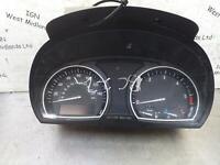 BMW X3 2006 E83 Diesel Speedometer Instrument Cluster 3416118
