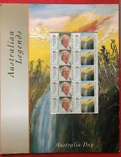 1999 Australia 1719-1720 mini-sheet of 10 MNH / Artist / Paintings / Boyd