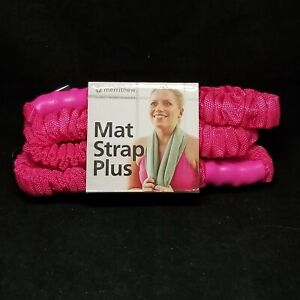 Mat Strap Plus Yoga Pilates Mat Carrier Merrithew
