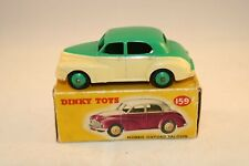 Dinky Toys 159 Morris Oxford 2 tone v.n. mint in box great original condition
