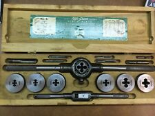 Vintage Greenfield Number 5 Little Giant Tap and Die Set Rare Complete Set