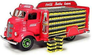 Danbury Mint 1938 GMC Coca Cola Delivery Truck Replica