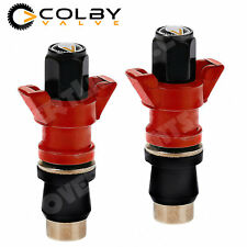Colby Emergency Valve Stem INSTALLS from OUTSIDE the wheel - OFF ROAD 2 pack