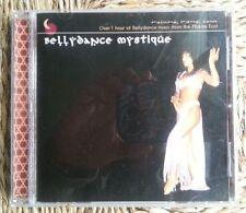 """VARIOUS - """"Bellydance Mystique"""" CD album V 2002 2000s world music"""