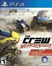Crew: Wild Run Edition (PlayStation 4, PS4) - FREE SHIPPING