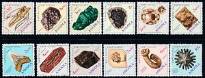 Angola - 1970 - Mineralogy, Geology and Paleontology