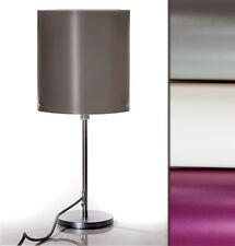 Tischleuchte Aubergine 52cm Außen & Innen IP44,Wohnmobil,Lampe,Leuchte,Stehlampe