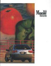 Auto Brochure - Mercury - Tracer - 1988  (A1098)