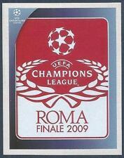PANINI UEFA CHAMPIONS LEAGUE 2008-09- #562-ROME FINALE 2009