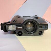 Fuji FZ-3000 Zoom Date, 35mm Film Camera (Vintage/Retro 90s) Case + Instructions