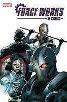 2020 FORCE WORKS #2 (OF 3) CVR A 2020 MARVEL COMICS 3/25/20 NM