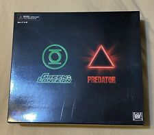 New NECA DC Green Lantern Vs Predator NYCC 2019 Exclusive Set New Sealed