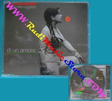 CD Singolo ANTONELLA RUGGIERO Di un amore Eu 2003 LIBERA SAS mc dvd SEALED(S4**)