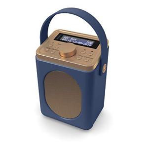 Majority Little Shelford - DAB/DAB+ Digital & FM Radio - Portable Wireless - - -