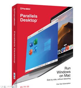 💫 🎑Parallels desktop 💻16 for mac os multi-language version 🖥