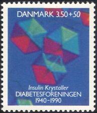 Denmark 1990 Insulin/Diabetes Association/Health/Medical/Welfare 1v (n45688)