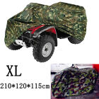 Camo XL Waterproof ATV Cover For Polaris Sportsman XP 1000 550 850 500 570 700