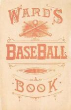 Ward's Baseball Book: How to Become a Player: By Ward, John Montgomery